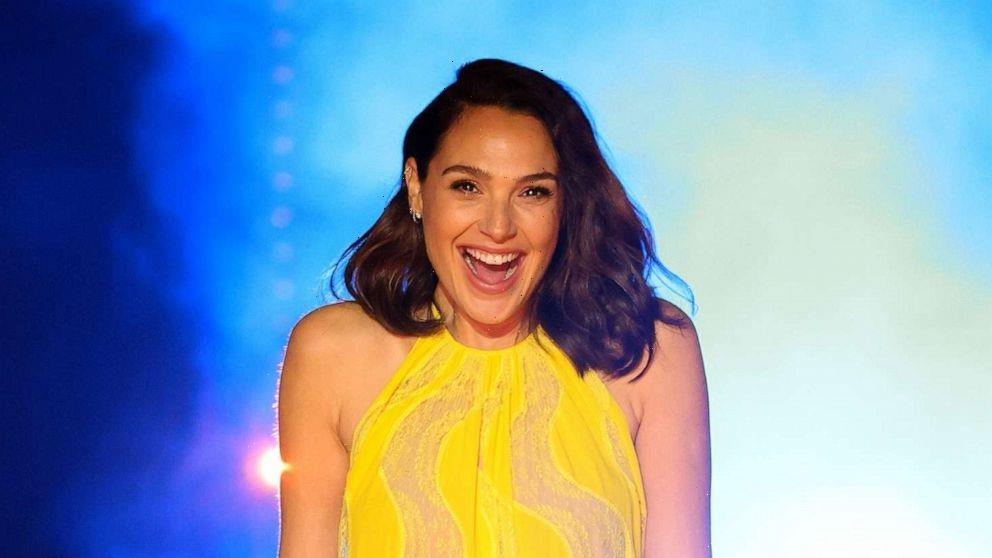 Gal Gadot shares first family photo with all 3 daughters