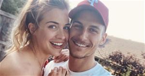 Gemma Atkinson shares frustration as fiancé Gorka Marquez follows her around the house