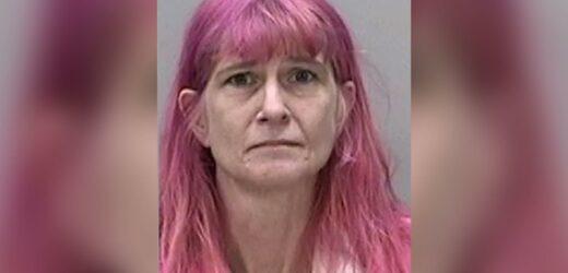 Georgia woman accused of burying her mom's corpse in backyard