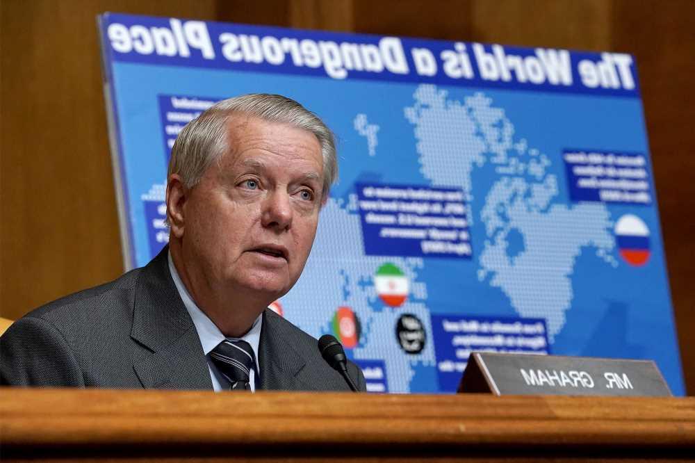 Graham dismisses Biden-Boris Johnson pre-G7 meeting as 'fluff and happy talk'