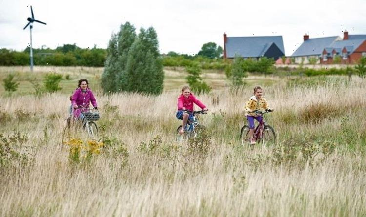 Green Britain: Wild spaces 'boost our health and our wealth', report says