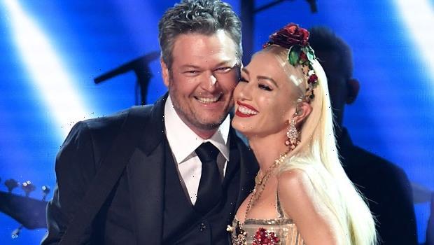 Gwen Stefani Throws A Surprise 45th Birthday For Her 'Bestie' Blake Shelton: 'Love U' — Watch