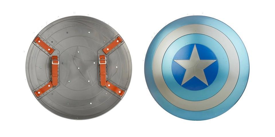 Hasbro Pulse Releases Captain America's Full-Size Stealth Shield