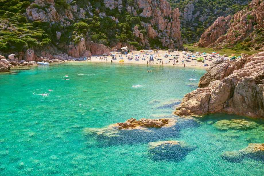 Holidaymakers fined £2,500 for taking sand and shells from beaches in Sardinia