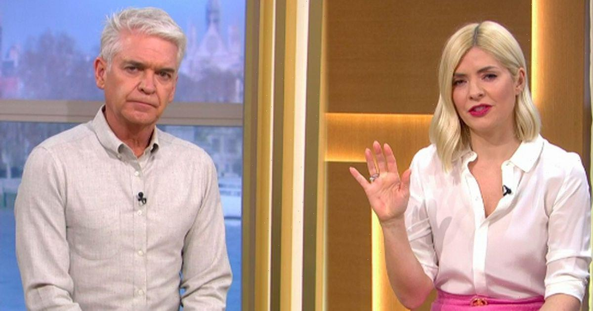 Holly Willoughby says Phillip Schofield feud rumours 'don't make sense'
