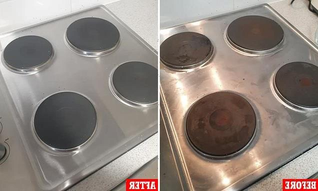 Home cook reveals budget items she used to transform her old stovetop