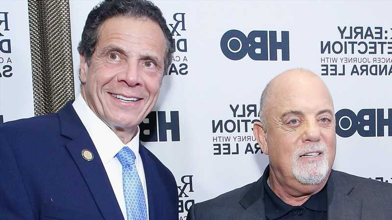 Inside Andrew Cuomo's Friendship With Billy Joel