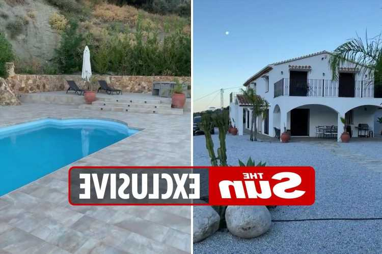 Inside Katie Price and Carl Woods' incredible Malaga villa as they move to amber-list Spain from Turkey