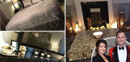 Inside Kym Marsh's amazing Cheshire home as she gets engaged to Army boyfriend Scott Ratcliff – The Sun