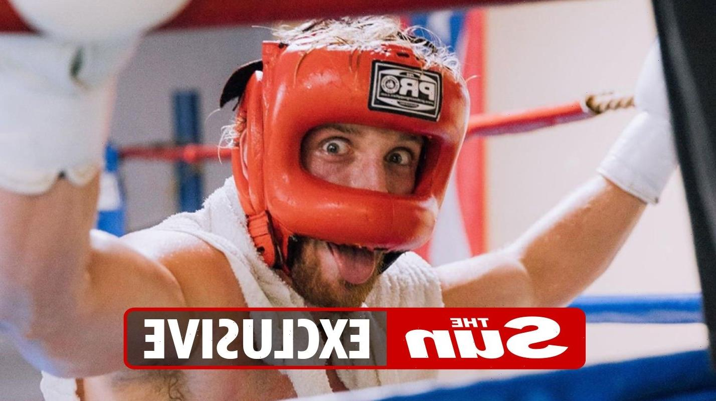 Inside Logan Paul's training camp in Puerto Rico from sparring world champion to mimicking Floyd Mayweather's style