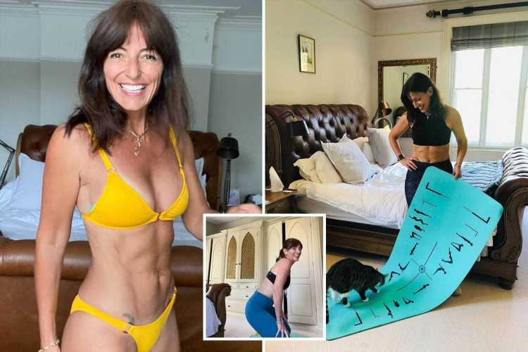 Inside Masked Dancer judge Davina McCall's amazing £3.4million family home three years after split with ex