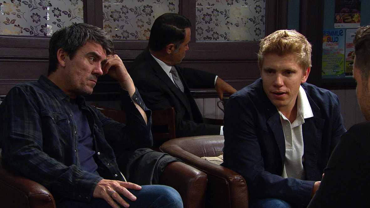 Is Robert Sugden returning to Emmerdale after Luke Posner's confession?