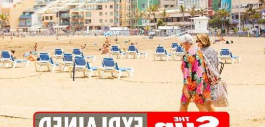 Is Spain on the green list? Latest holiday update following government announcement