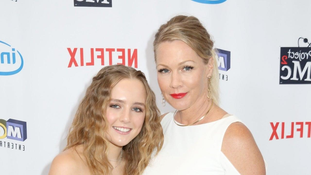 Jennie Garth Was 'Shocked' by Response to Making Daughter's Prom Dress