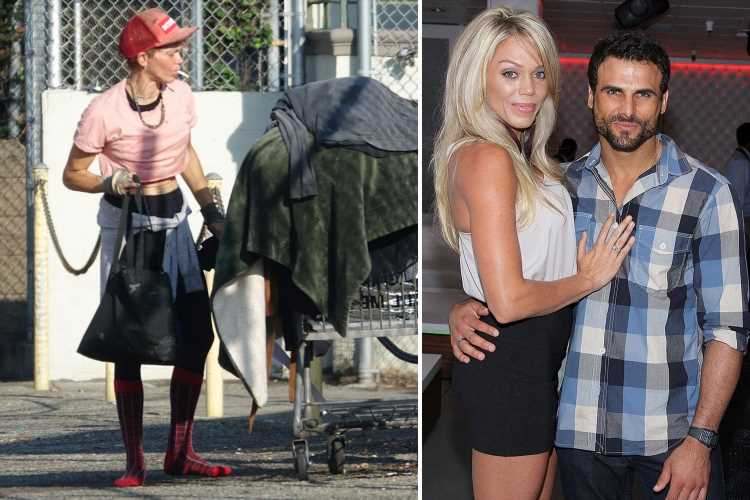Jeremy Jackson's ex Loni Willison's transformation from model to homeless addict