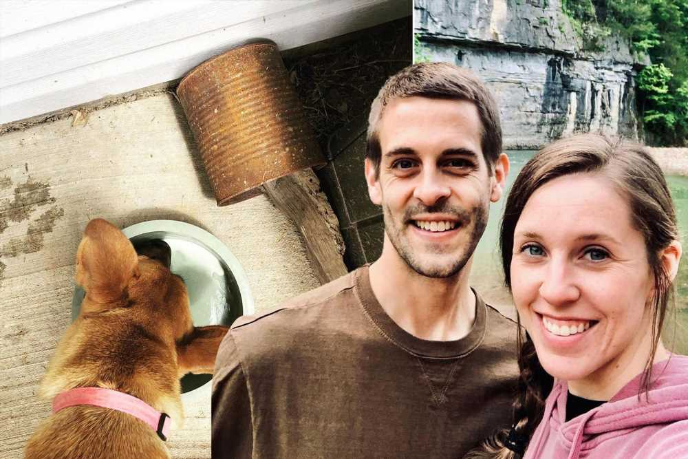 Jill Duggar defends feeding her dog breast milk