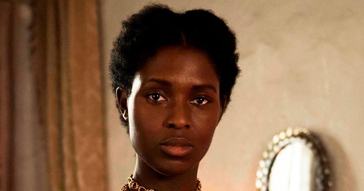 Jodie Turner-Smith shares joy at playing 'fierce' Anne Boleyn in Channel 5 drama