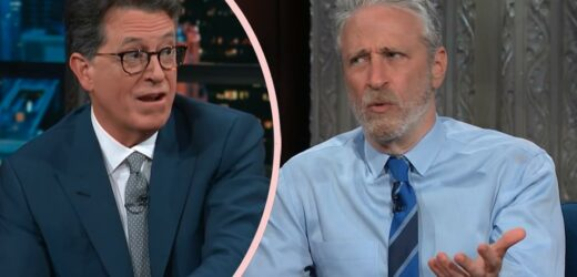 Jon Stewart Is Weirdly Anti-Science & Believes The Wuhan Lab Theory Now??
