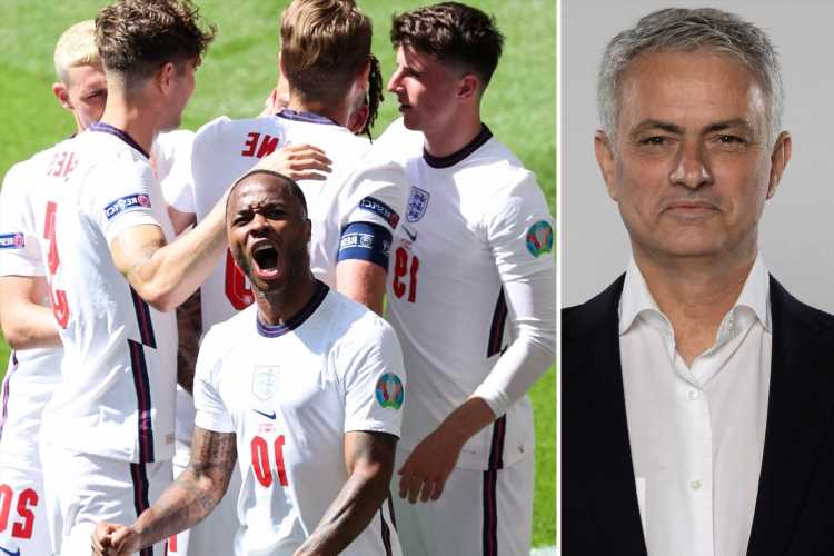 Jose Mourinho declares England are 'ready' for Euro 2020 glory and he's 'even more confident' after win over Croatia