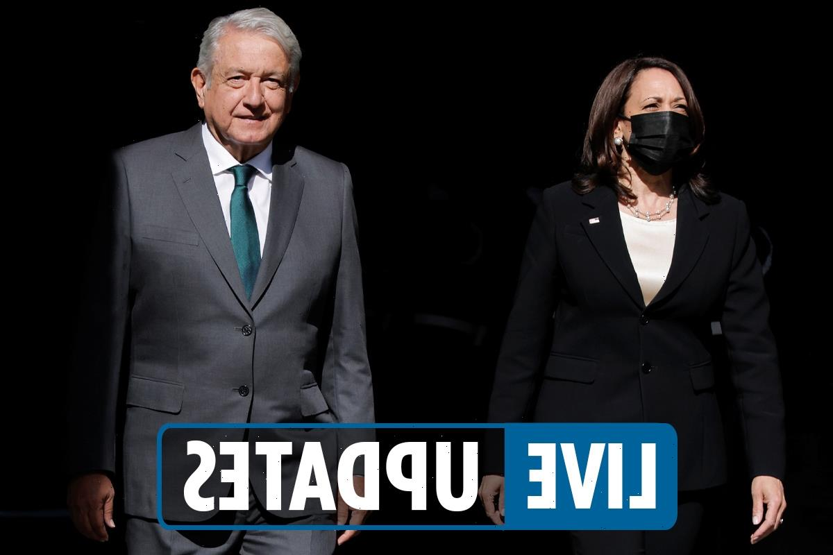 Kamala Harris Mexico speech live: VP says 'I've been to the border & I'll go again' after criticism for avoiding trip