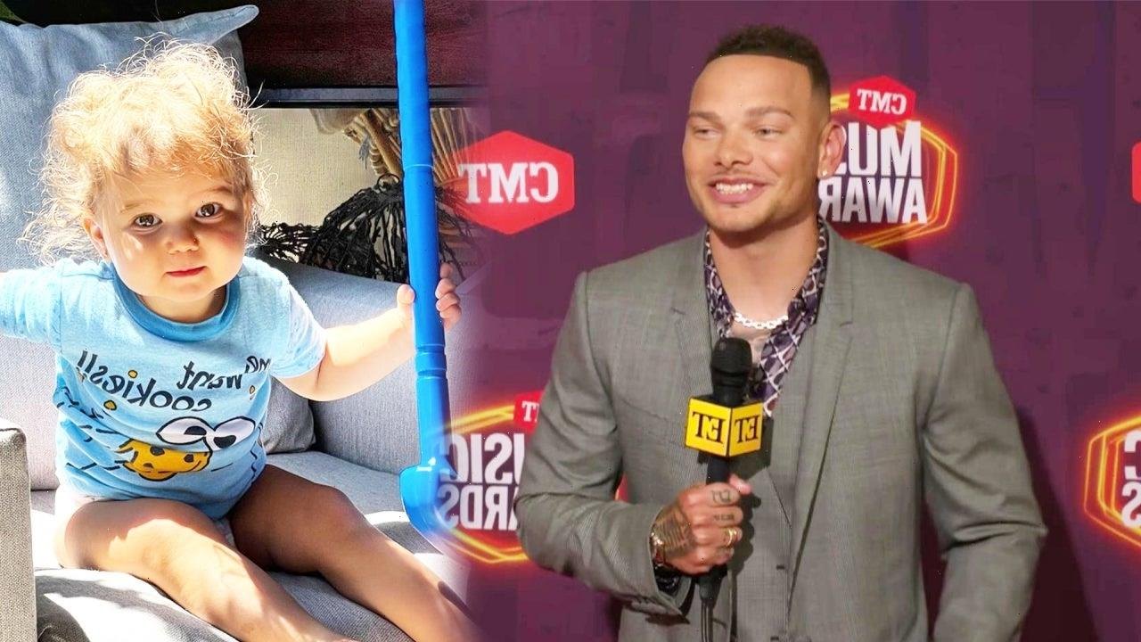 Kane Brown on His Daughter Saying 'Dada' Right Before Father's Day