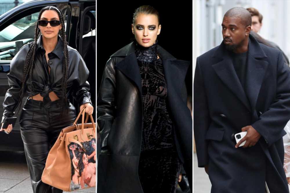 Kanye West 'dated' Irina Shayk before Kim Kardashian