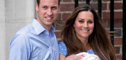 Kate Middleton had her 'heart set' on a very different name for Prince George, expert claims
