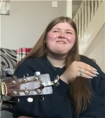 Kerry Katona and Brian McFadden's daughter Molly, 19, wows with incredible singing voice