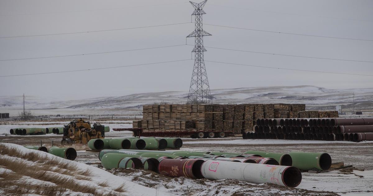 Keystone XL pipeline terminated by energy company