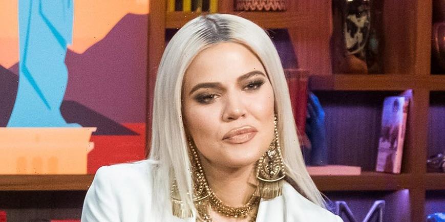 """Khloé Kardashian Shuts Down """"Weirdo"""" Who Slammed Her Kanye West Birthday Post"""