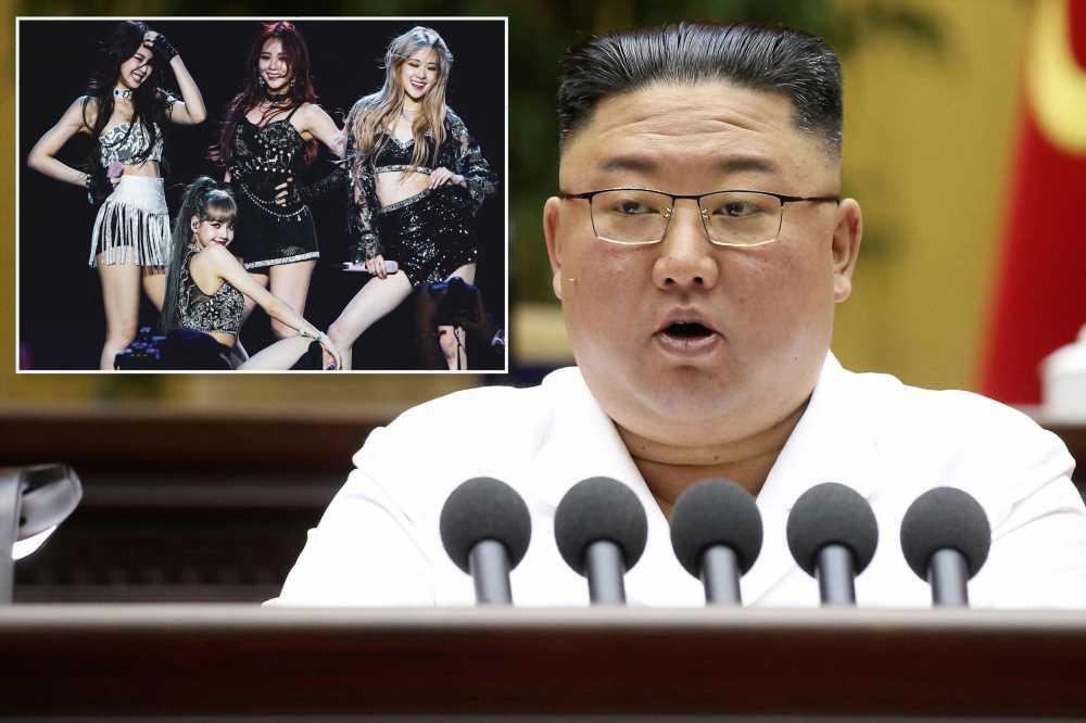 Kim Jong-un: K-pop is a 'vicious cancer' that merits work camp, execution