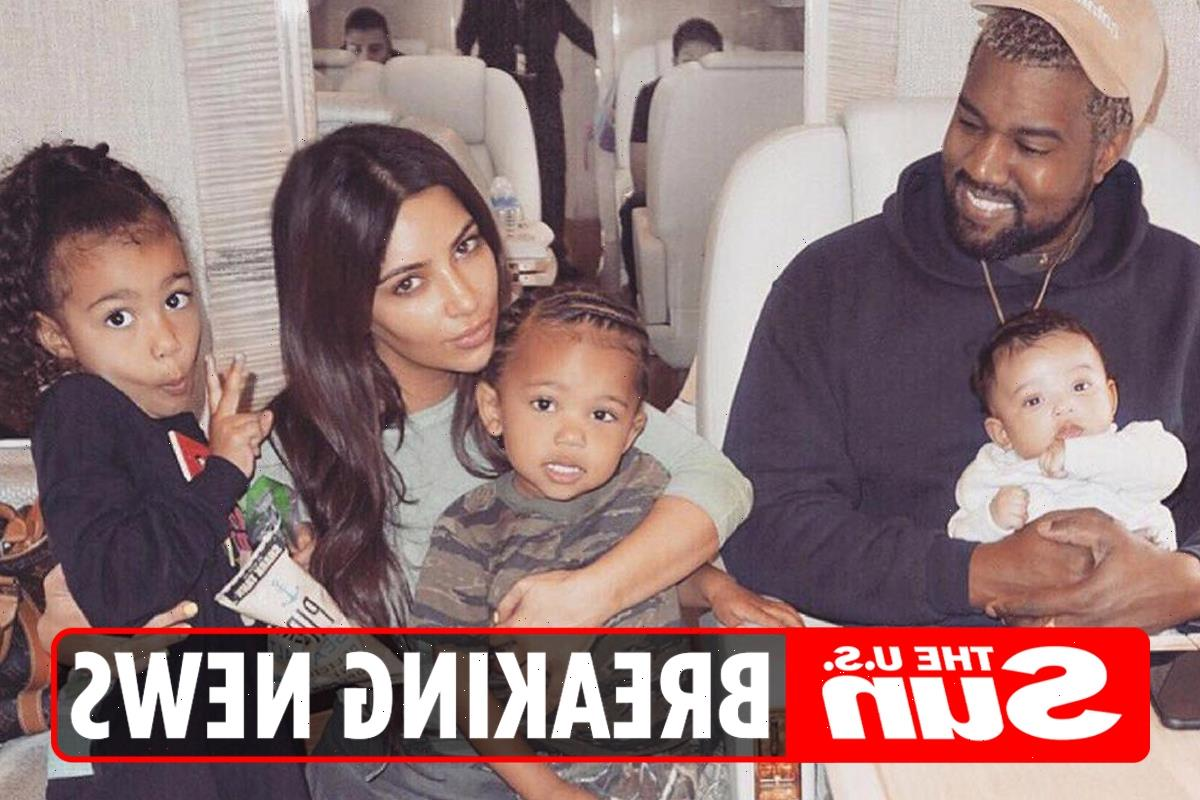 Kim Kardashian tells ex Kanye West 'love you for life' and wishes him a happy 44th birthday despite filing for divorce