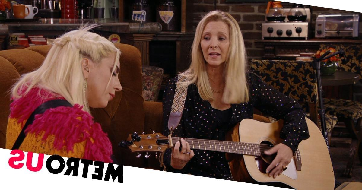 Lisa Kudrow reveals she had to google Smelly Cat ahead of Friends reunion