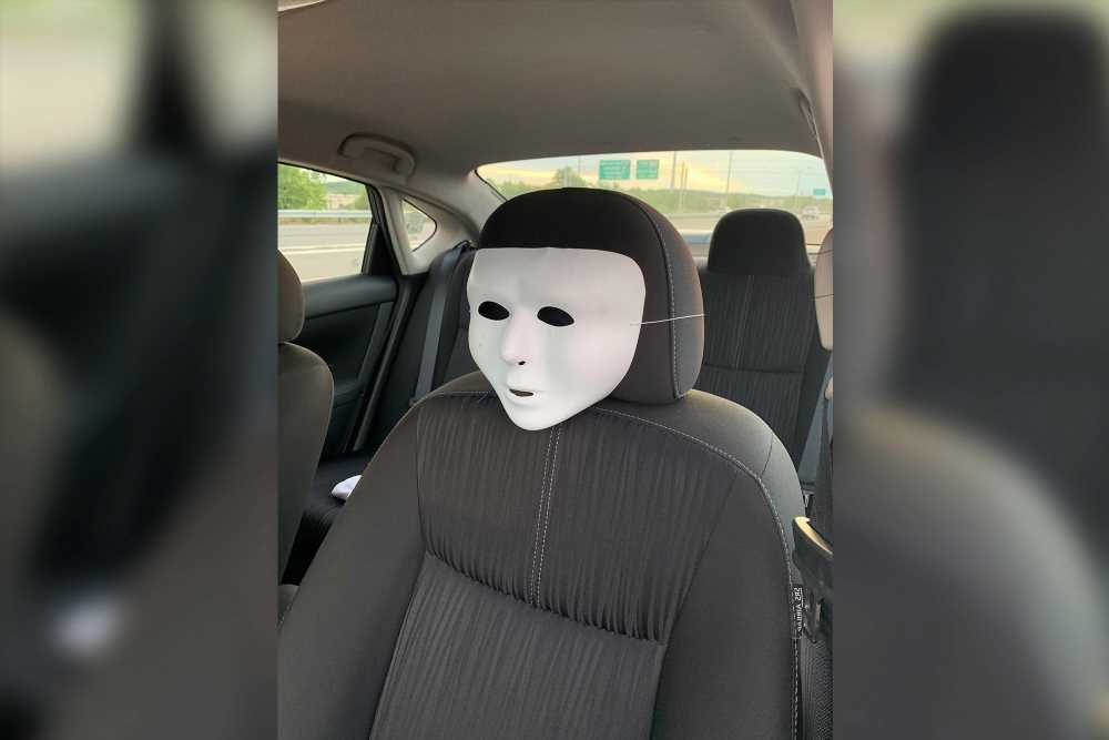 Long Island driver given summons for driving in HOV lane with fake passenger