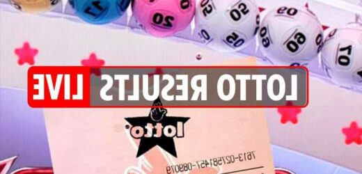 Lotto results LIVE: National Lottery numbers and Thunderball draw tonight, June 19, 2021