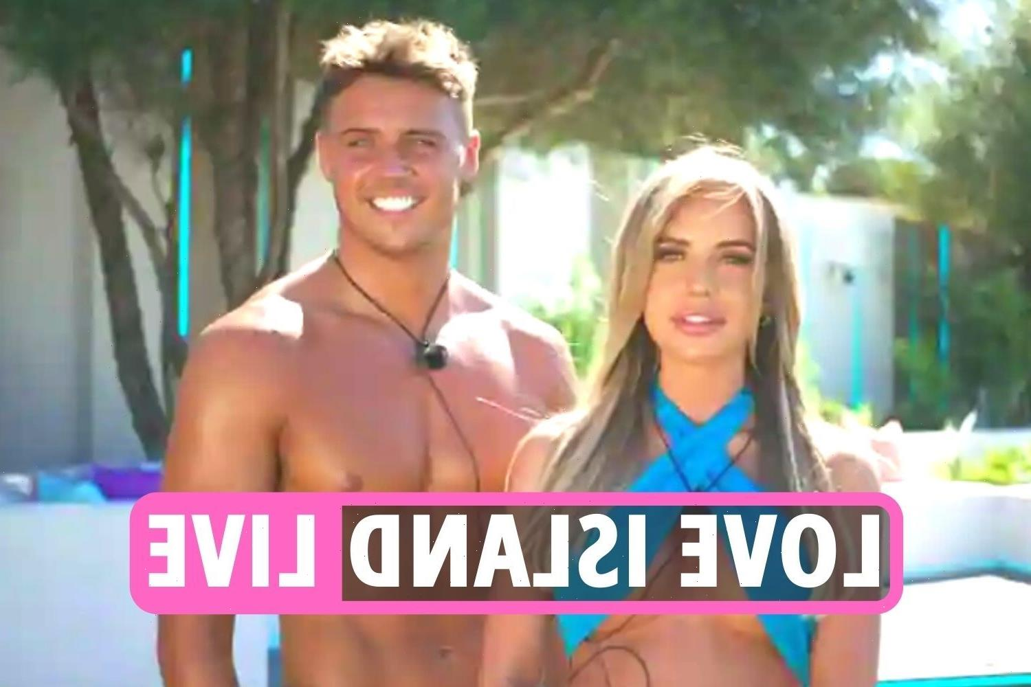 Love Island UK 2021 latest – Huge twist in first episode, fan fury at 'voice notes' and ITV Hub crashes during launch