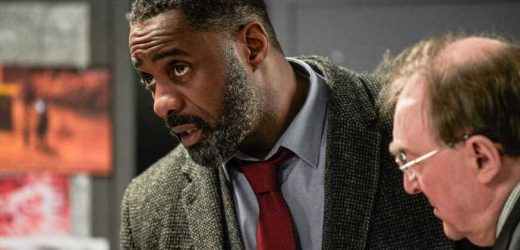 Luther movie will be 'bigger and better' than series reveals boss – but refuses to rule out TV return