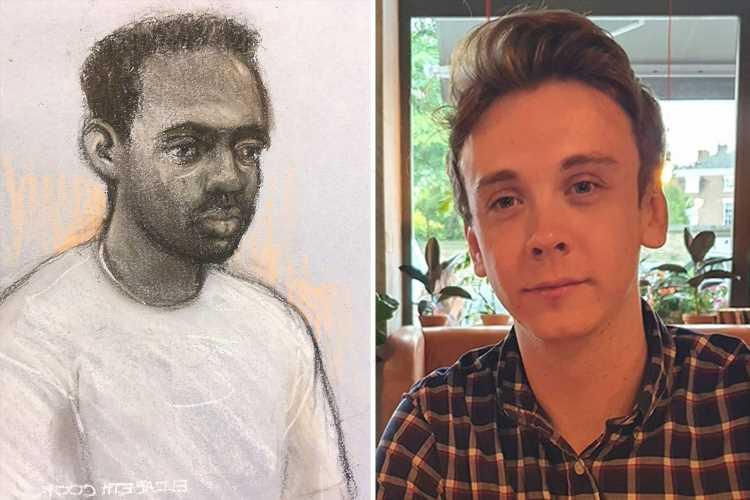Man admits killing uni worker Jacob Billington, 23, during 90-minute knife rampage