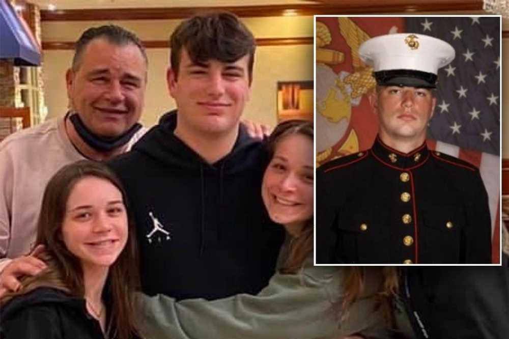 Marine recruit dies during grueling boot camp phase dubbed 'The Crucible'