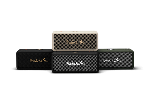 Marshall Emberton Portable Bluetooth Speaker Review 2021   The Sun UK