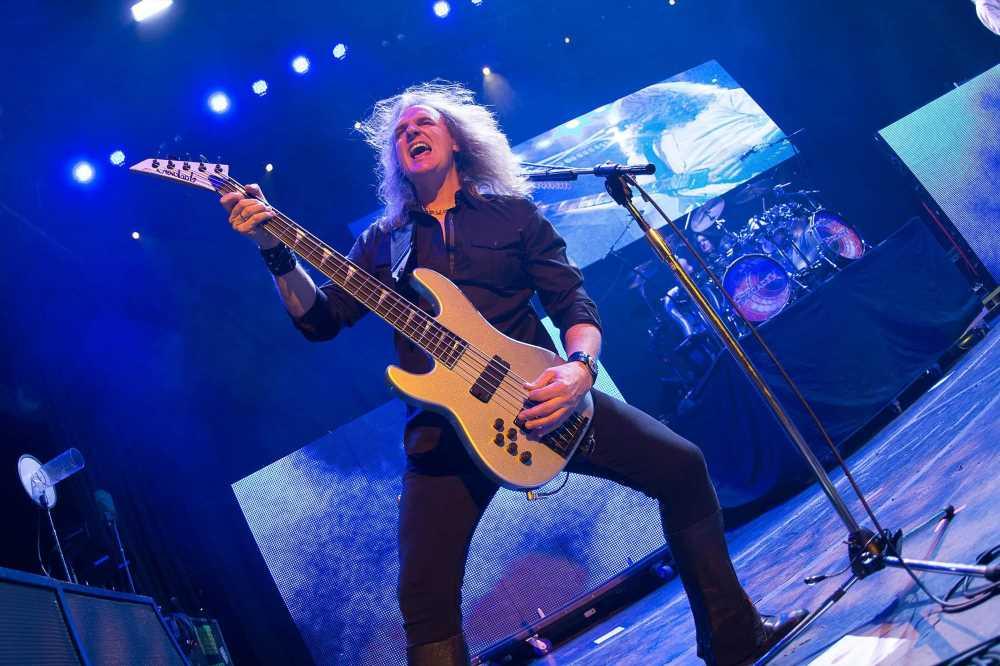 Megadeth's David Ellefson to file revenge porn suit after boot from band