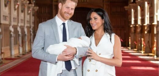 Meghan Markle, Prince Harry's children will inherit royal titles when Prince Charles becomes king: report
