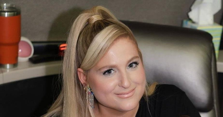 Meghan Trainor Describes Son Riley's 'Terrifying' Birth, 'Breathing Issues'