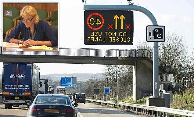 Minister backs roll out of 'smart motorways' despite  safety fears