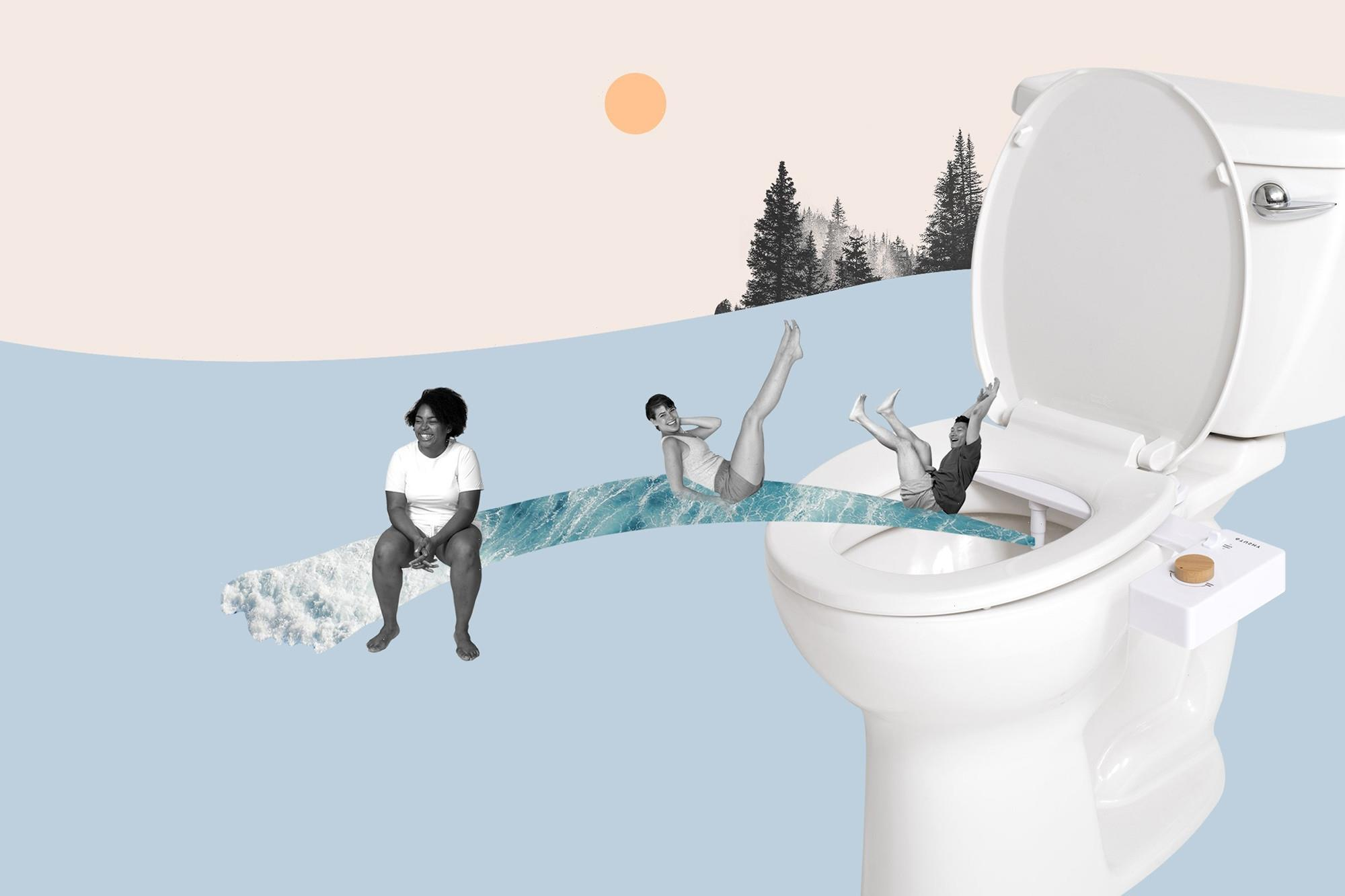 Nature called — and this one-day Tushy bidet sale answered
