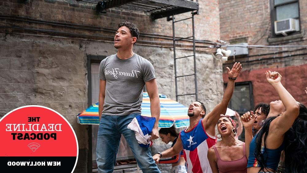 New Hollywood Podcast: 'In The Heights' Star Anthony Ramos Is Set To Soar As Hollywood's New Leading Man