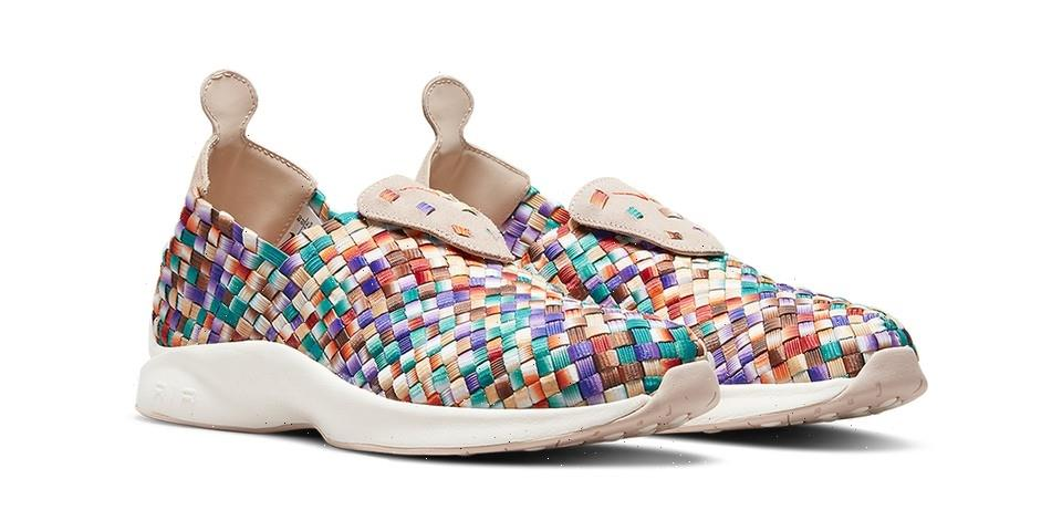 Nike's Air Woven is Revealed With Colorful Uppers