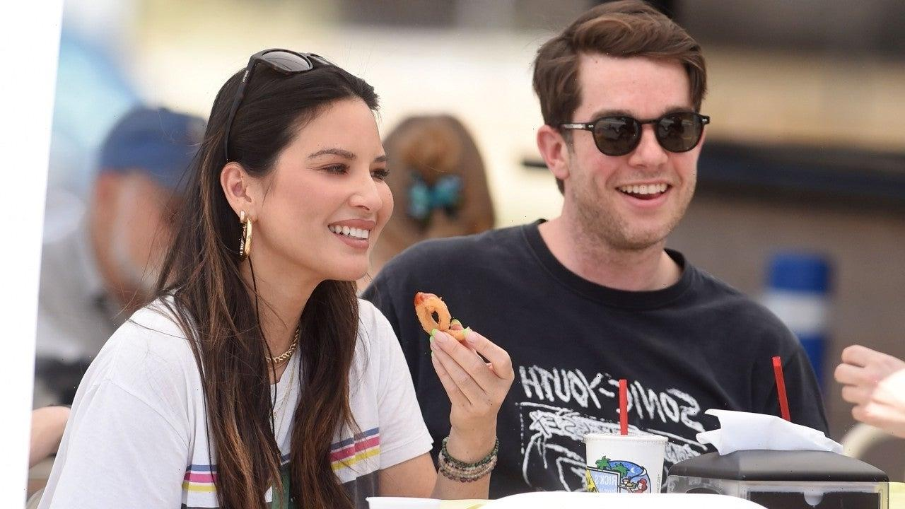 Olivia Munn and John Mulaney Enjoy Lunch Date in Los Angeles: PICS