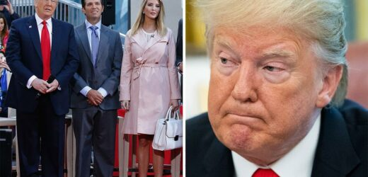 One of Trump's top officials 'testified to grand jury in case targeting Donald and his family'