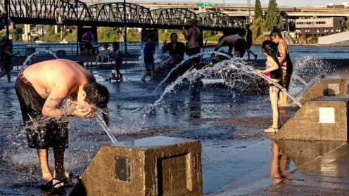 Pacific Northwest heat wave to reach worst day, Northeast braces for heat wave of its own: Latest